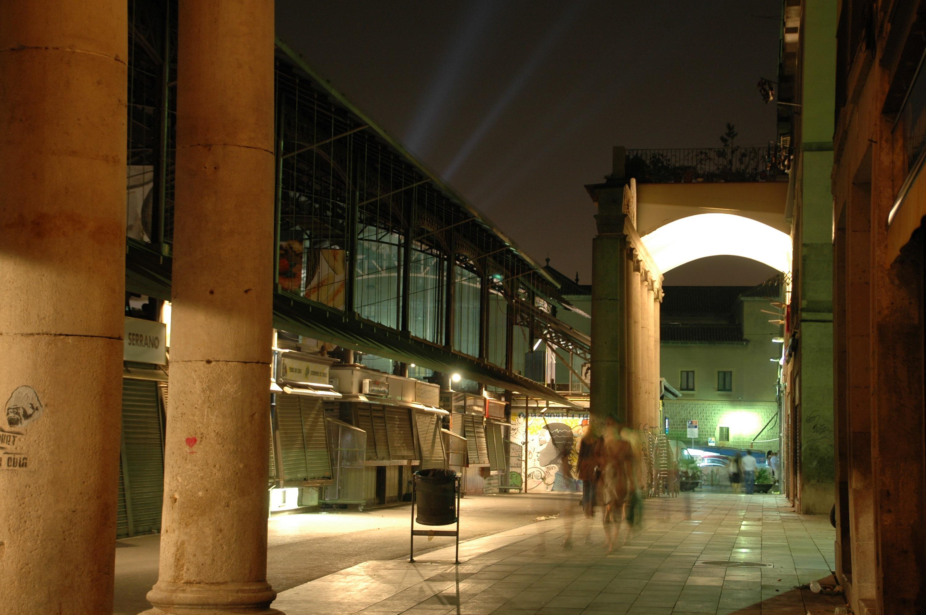 MErcado de la Boqueria Barcelona