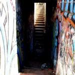 graffitis bunker carmel barcelona