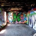 grafffitis bunker carmel