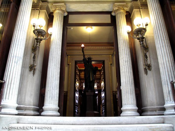 Biblioteca Barcelona