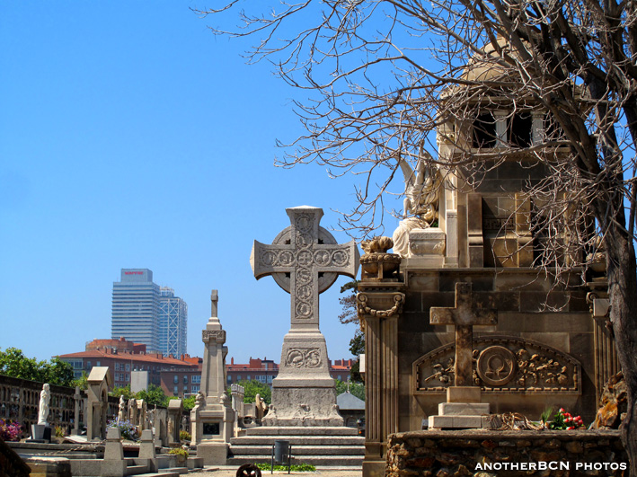Cementerio Barcelona