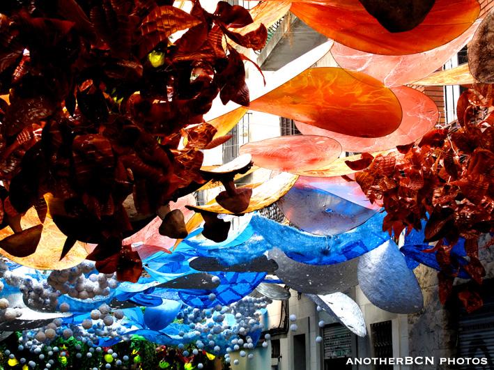 Festa de gracia Barcelona
