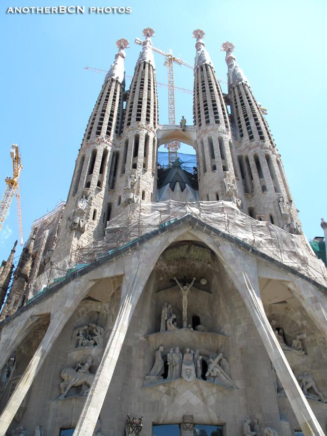 Templo Sagrada Familia, Barcelona
