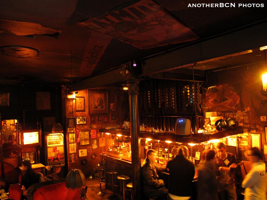 bar cocktails barcelona