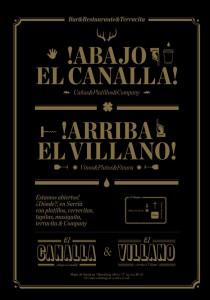 Restaurante el Canalla Barcelona