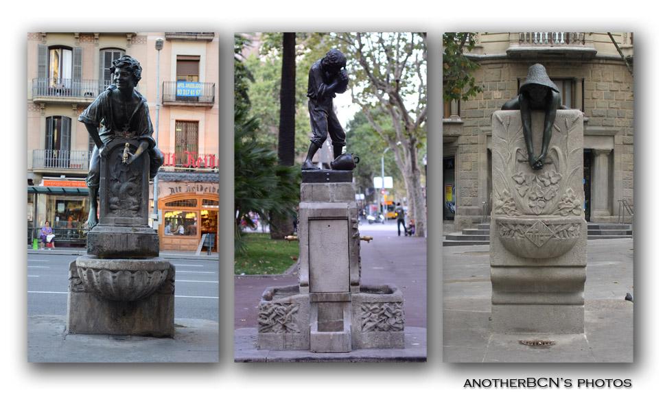 Fuentes de Campeny, Barcelona