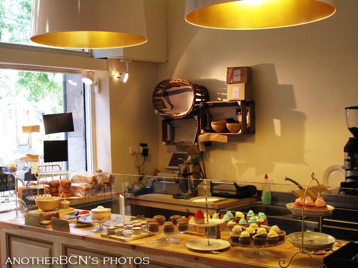 Cup & Cake Barcelona, pasteles artesanales