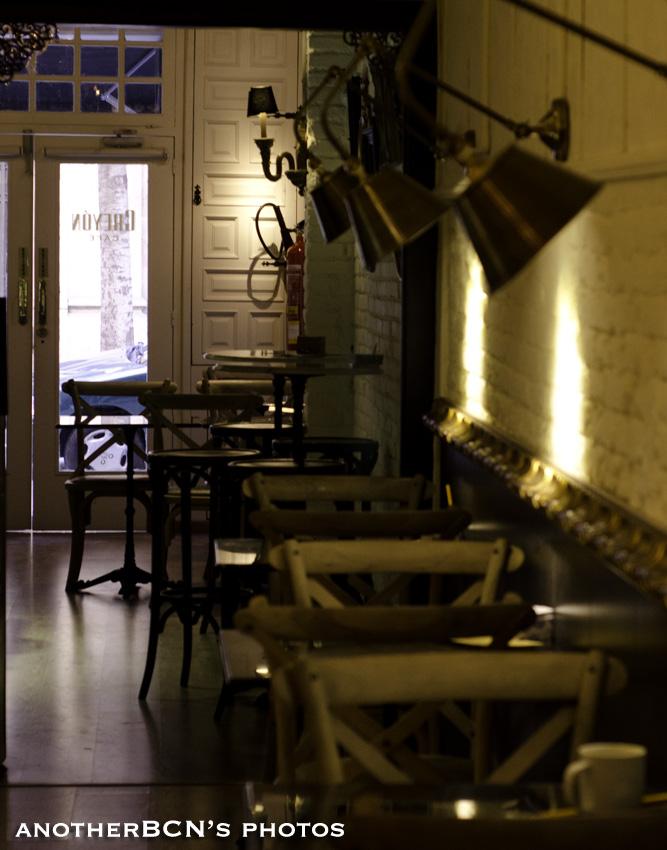 Café Barcelona meriendas y desayunos