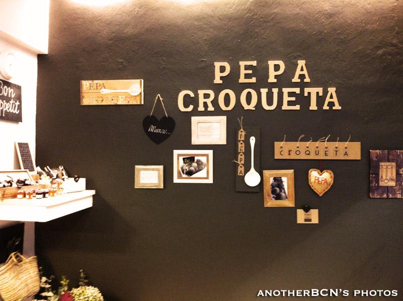 Croquetas artesanales Barcelona