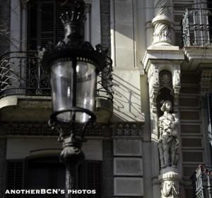 Hermes por Barcelona