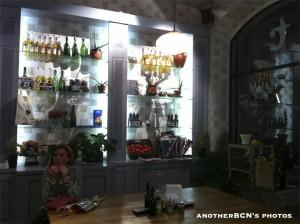 Restaurante vegetariano Teresa Carles Barcelona