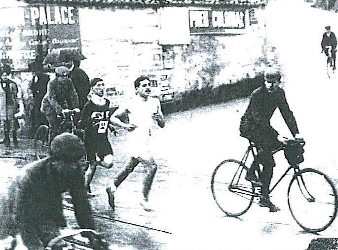 Jean Bouin atleta francés