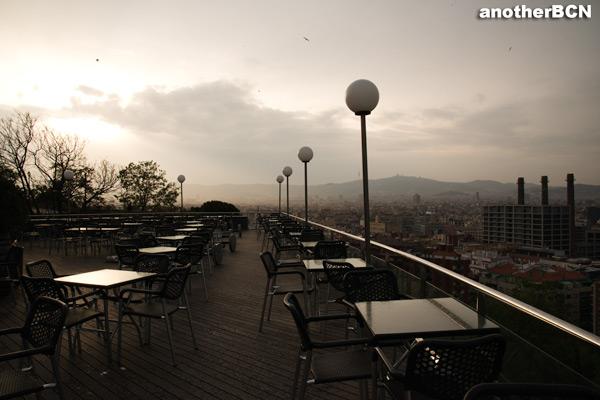 Mirador Miramar Barcelona