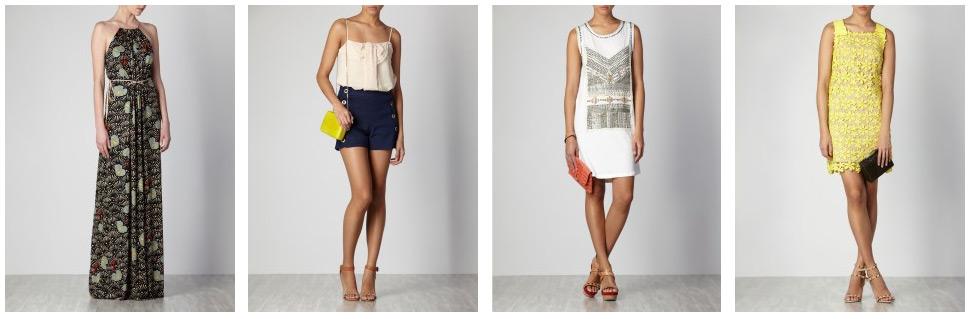 Tienda ropa mujer Hoss Intropia Barcelona