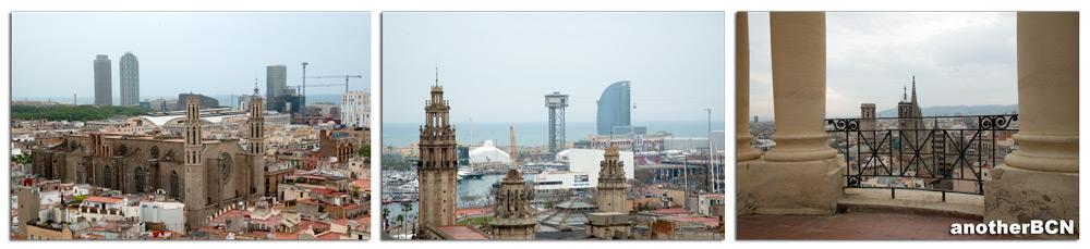 Mejores vistas de Barcelona