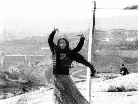 Carmen Amaya Bailando en Somorrostro, Los Tarantos