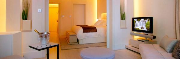 Pequeños y entrañables hoteles de Barcelona