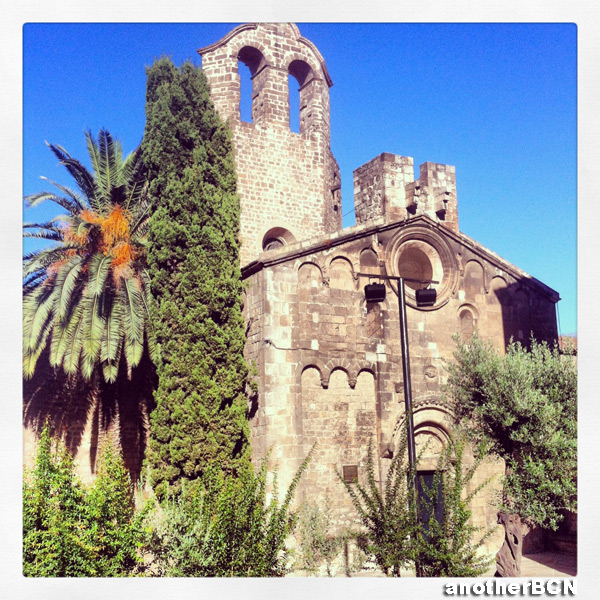 Iglesia Sant Pau del Camp, Barcelona
