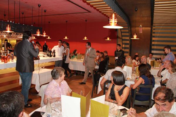 Restaurante Vinya-Roel, Barcelona