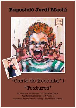 Exposición Jordi Machi, Barcelona