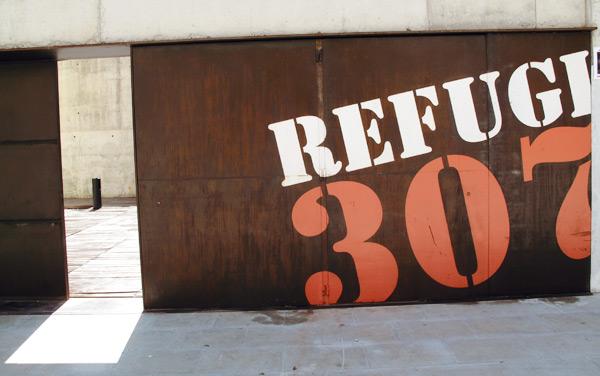 Refugio antiaéreo 307, Barcelona