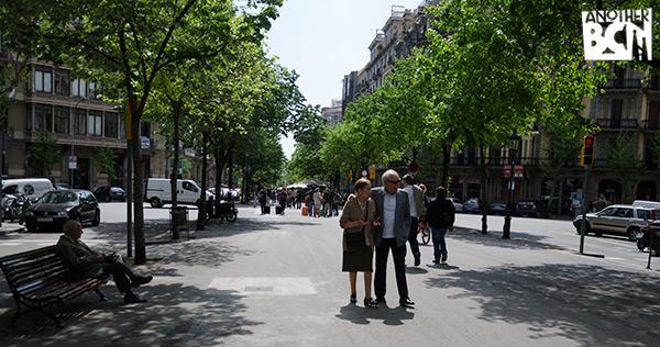 Rambla de Catalunya, Barcelona