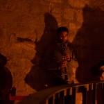Musicos visita nocturna Campanario Barcelona