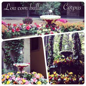 Corpus, l'ou com Balla Barcelona