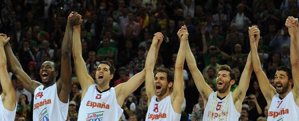 Equipo español mundial baloncesto