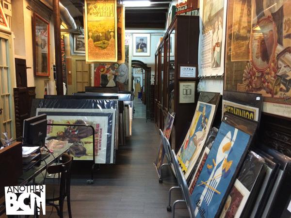 tiendas muebles antiguos barcelona fabulous marzua