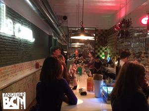 Bar de tapas Barcelona, La Cava