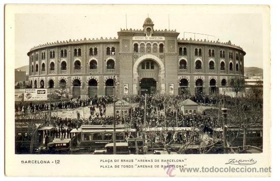 Plaza de toros Las Arenas, Barcelona