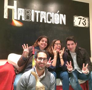 Room Escape Barcelona, Habitacion 73