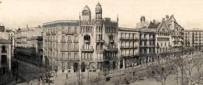 manzana de la discordia 1906