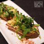 Restaurante barcelona, estel de gracia, guacamole