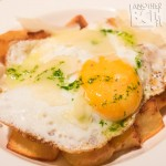 Restaurante barcelona, estel de gracia, huevo