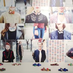 Colección de pajaritas mujer Hermès