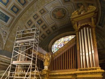 Órgano basílica de la Mercè