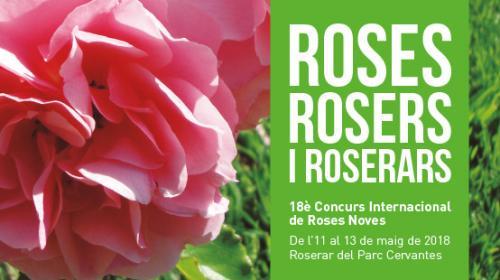 concurs roses noves 2018 barcelona