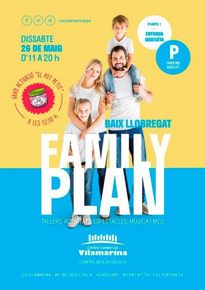 Vilamarina Family Plan Viladecans