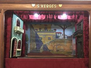 Teatrillo Titelles Vergés,Barcelona